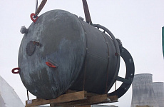DELIVERIES OF EQUIPMENT FOR BELARUSIAN NPP