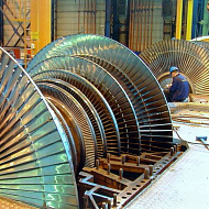 DELIVERY OF SPARE PARTS FOR TURBINES